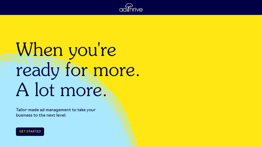 AdThrive Landing Page
