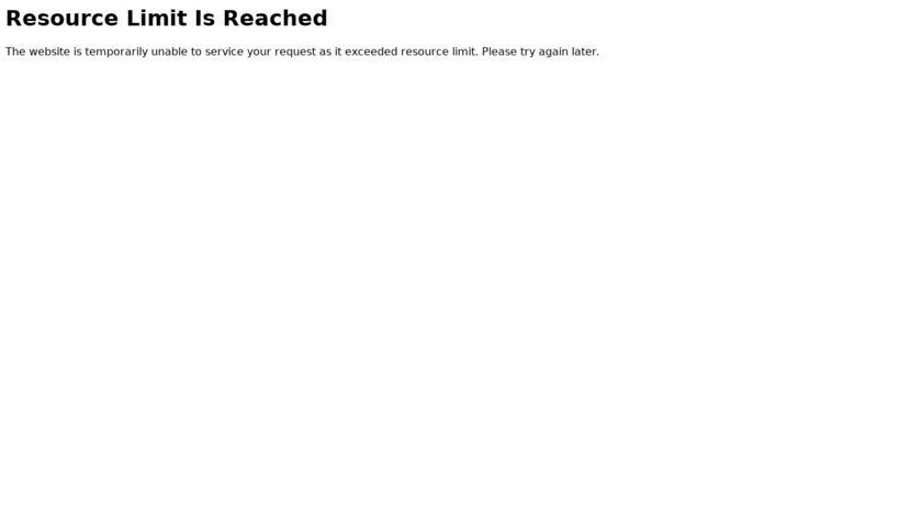 MultiEx Commander Landing Page