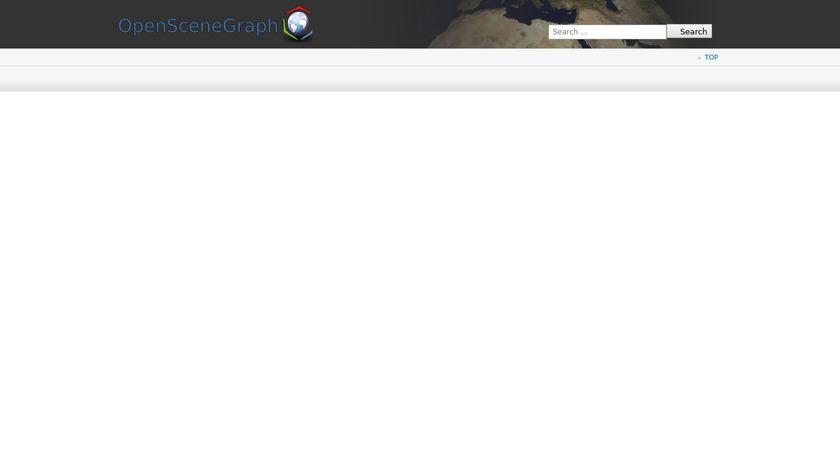 OpenSceneGraph Landing Page