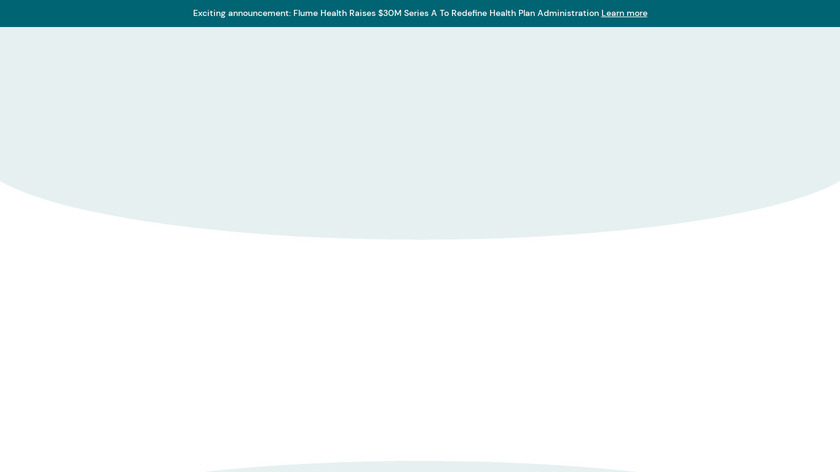 Flume Health Landing Page