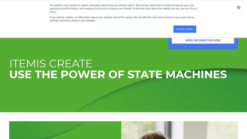 Yakindu Statechart Tools Landing Page
