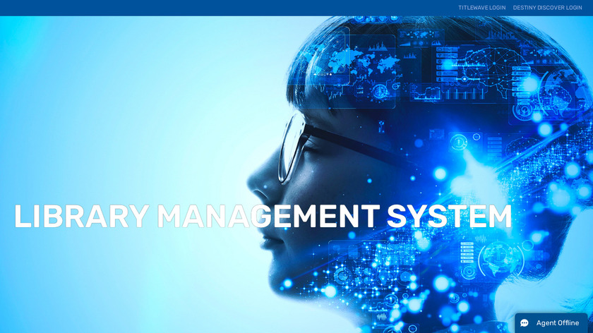Follett Destiny Library Manager Landing Page