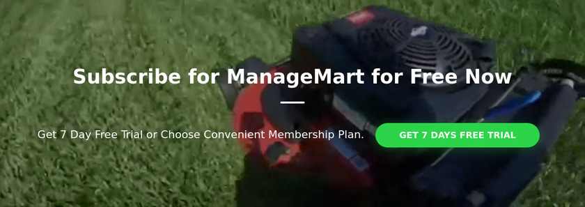 ManageMart Pricing