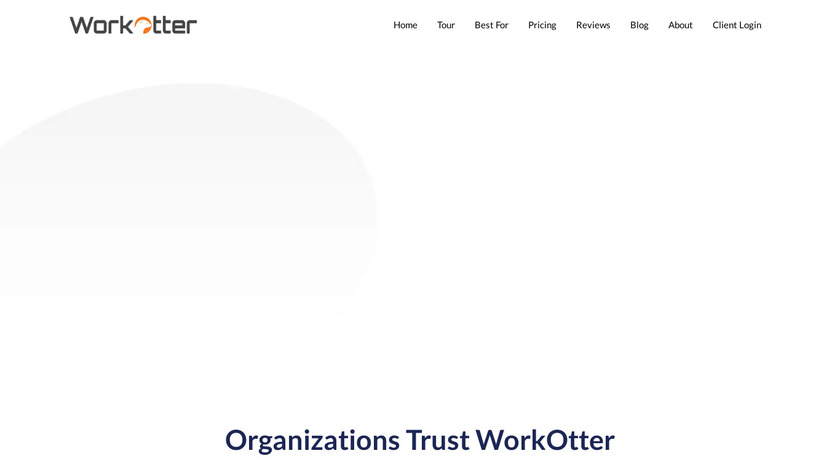 WorkOtter Landing Page