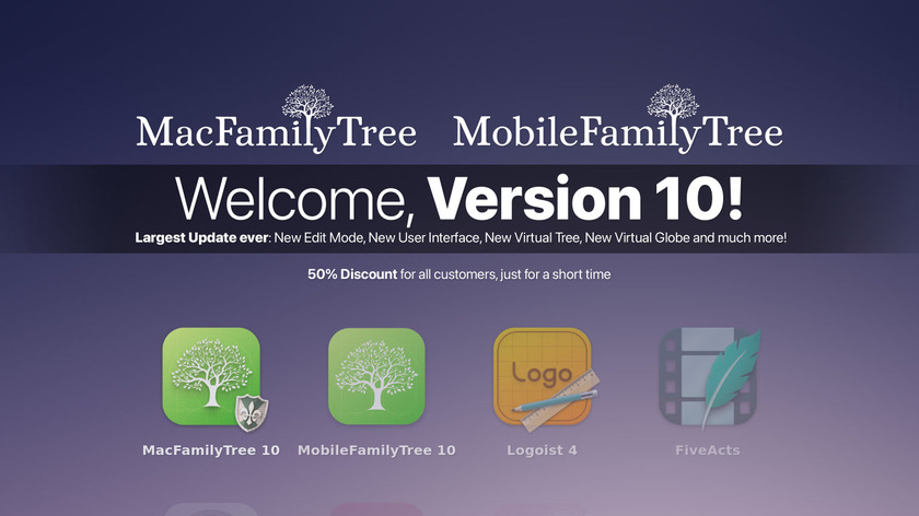 Screenium Landing Page