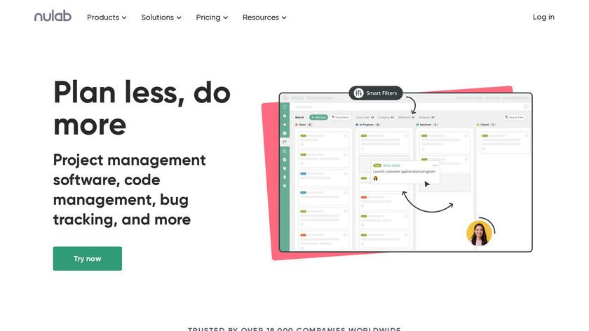 Backlog Landing Page
