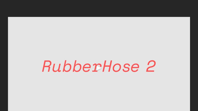 Rubber Hose 2 Landing Page