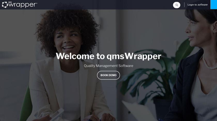 qmsWrapper Landing Page