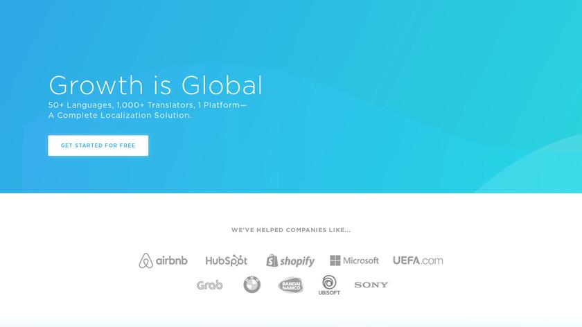OneSky Landing Page