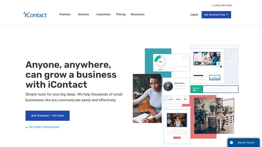 OutMarket Landing Page