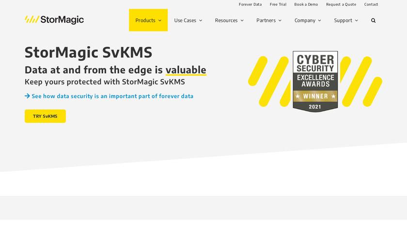KeyNexus Landing Page