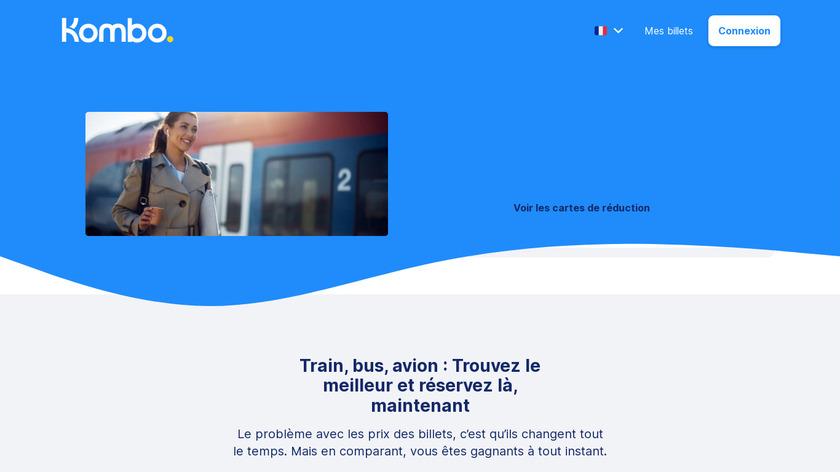 Kombo.co Landing Page