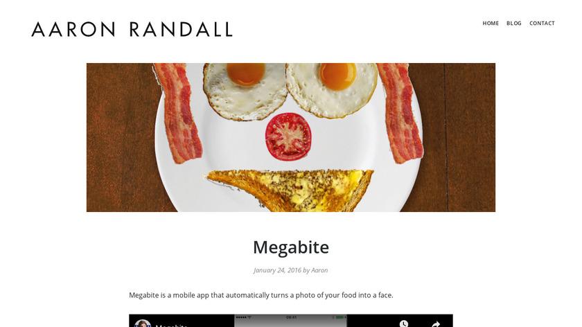 Megabite Landing Page