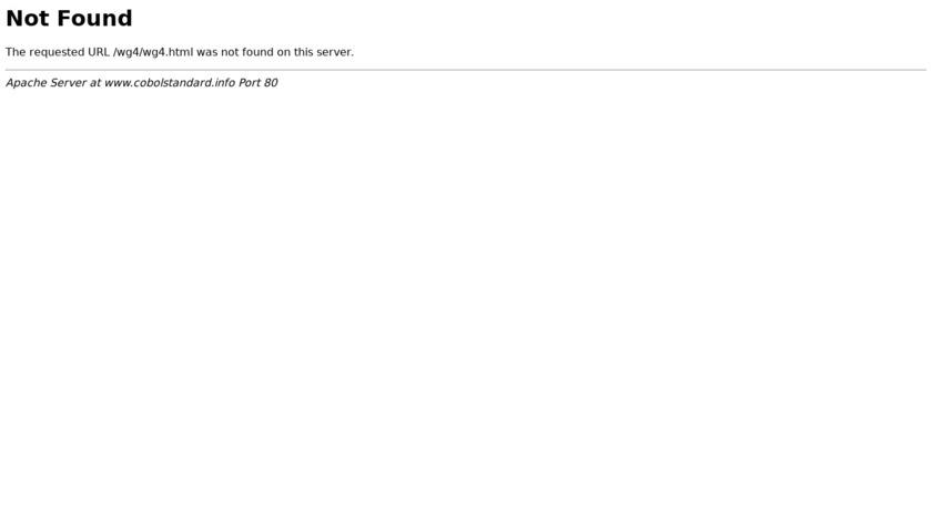 COBOL Landing Page