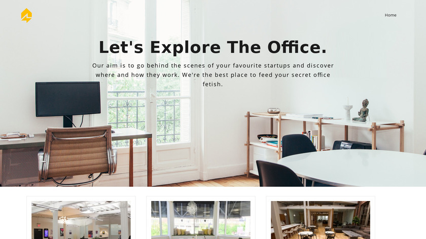 OfficeFetish Landing Page