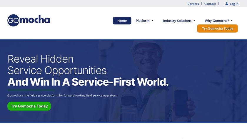 FieldAssist Landing Page
