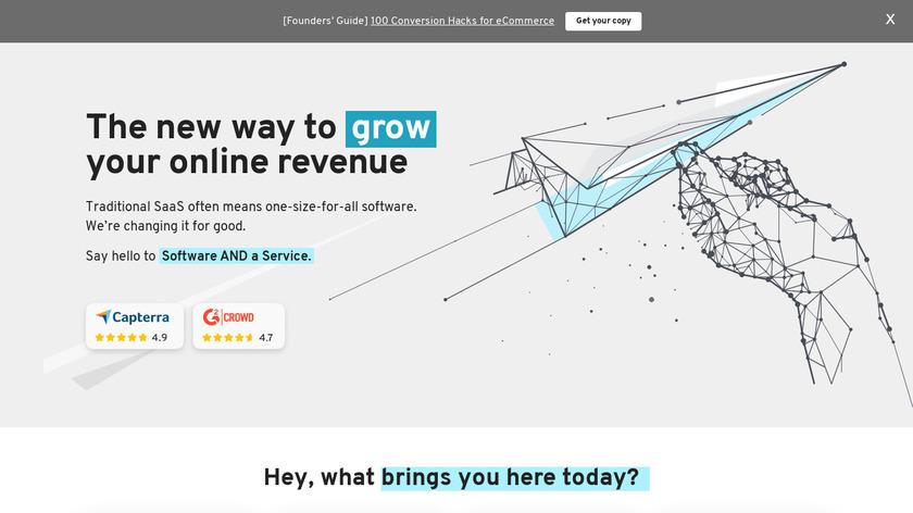 ConvertCart Landing Page
