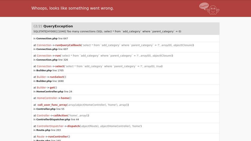 PakBoxes Landing Page
