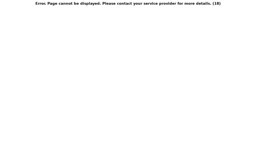 KPI watchdog Landing Page