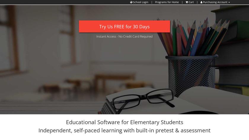 Essential Skills Landing Page