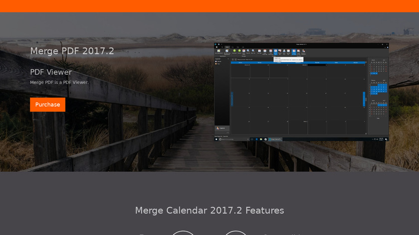 Merge PDF Landing Page