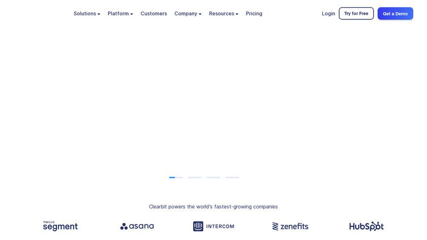 Sales & Marketing Stack Wiki Landing Page