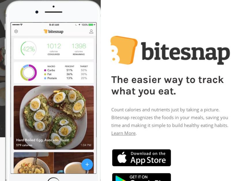 Bitesnap Landing Page