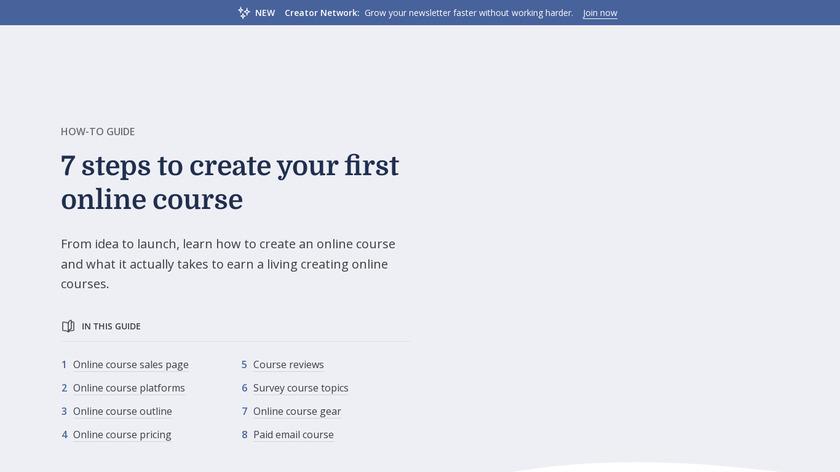 Marketing Automation Landing Page