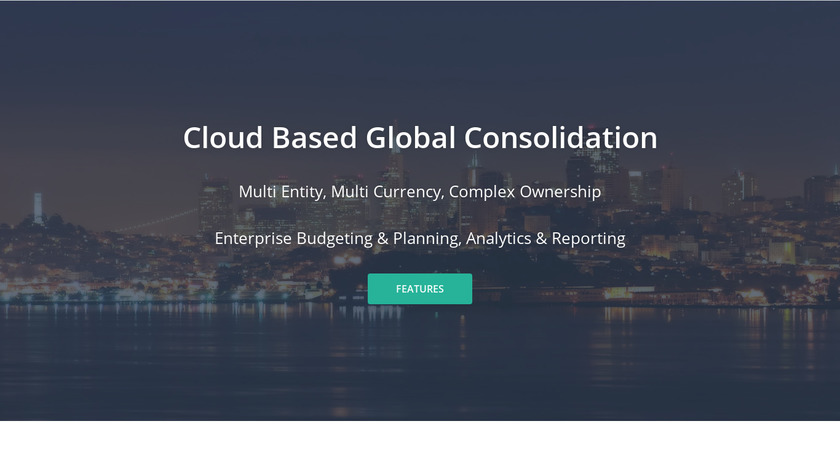 BudgetEngine Landing Page