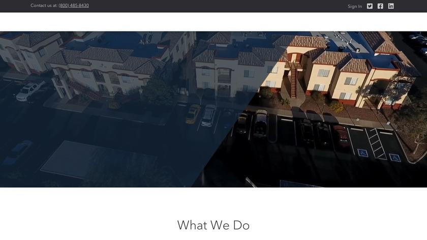 LeaseHawk Landing Page