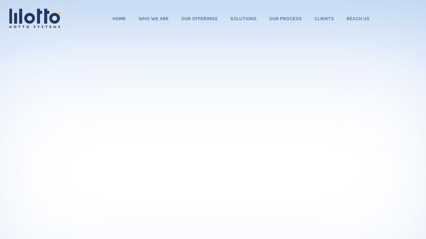 GMPPro Landing Page