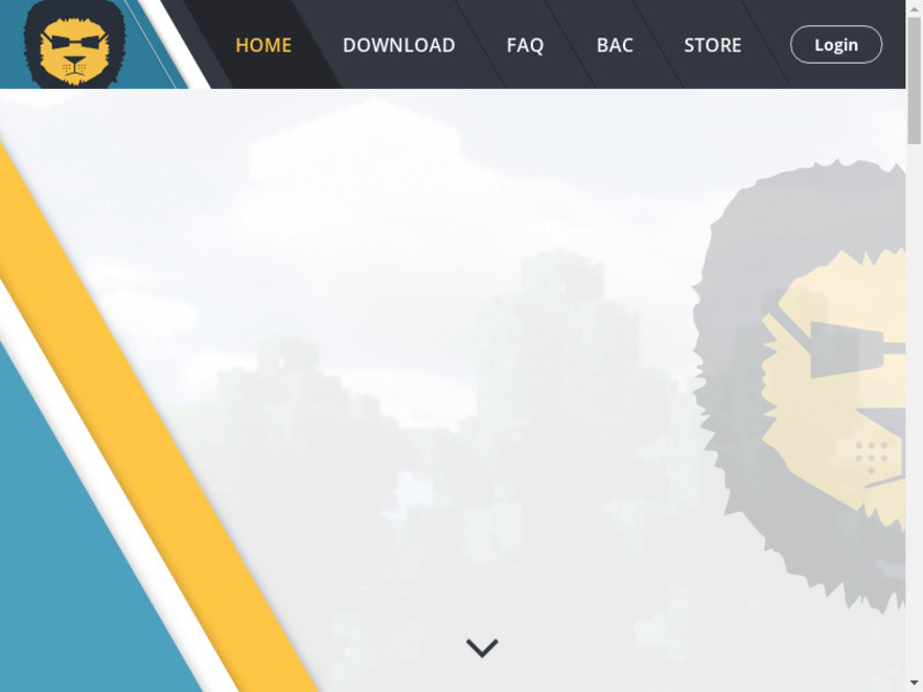 Badlion Client Landing Page