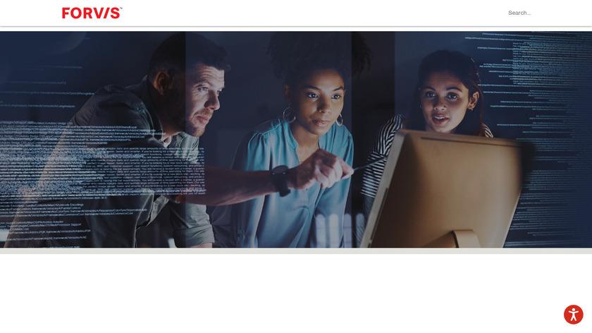 BKD Technologies Landing Page