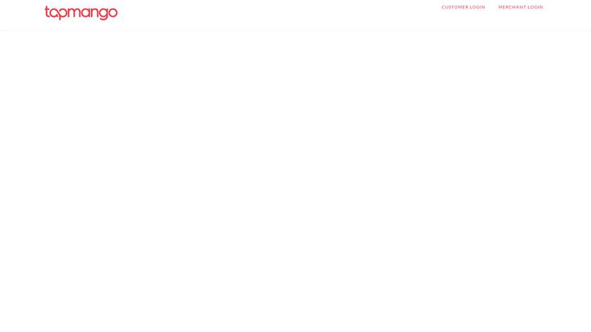 TapMango Landing Page
