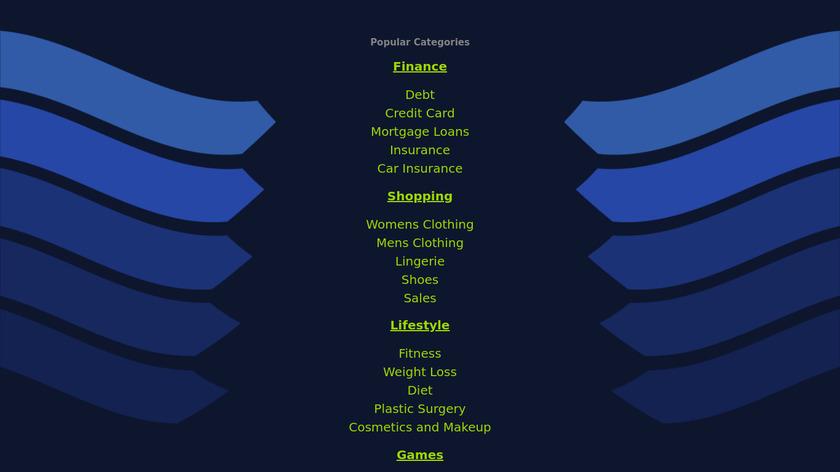 MyMobiler Landing Page