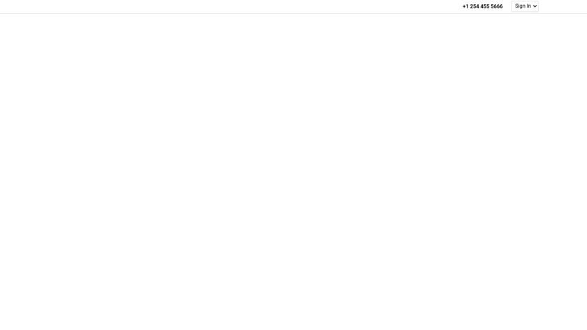 CallHippo Landing Page