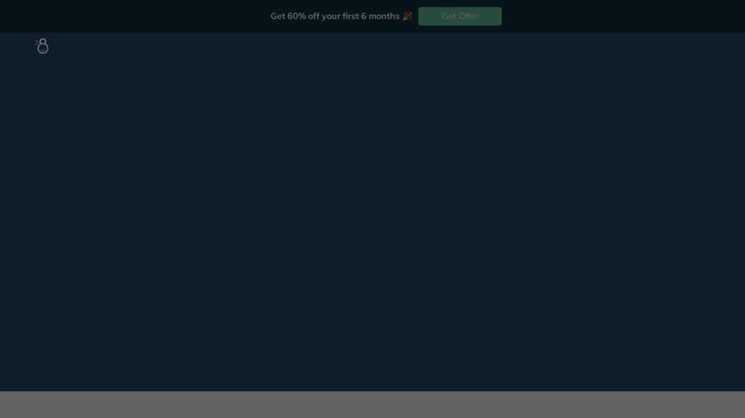 TeamPassword Landing Page