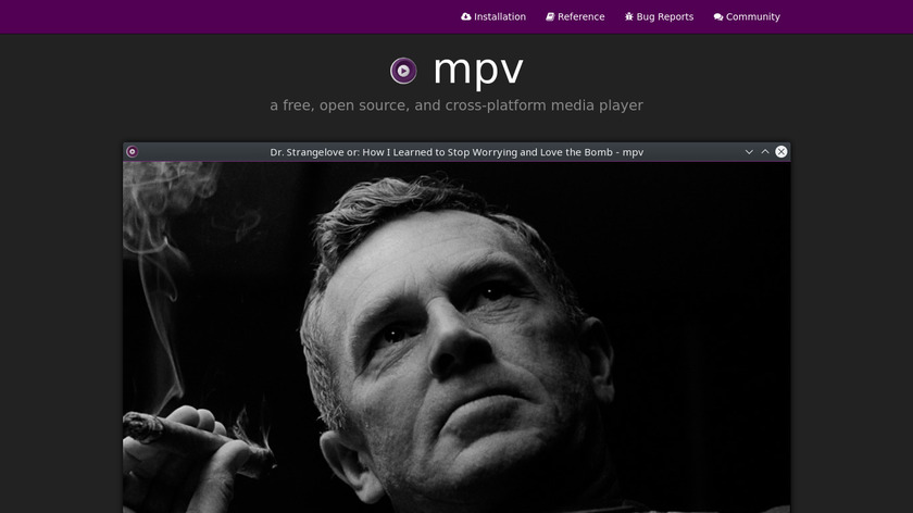 MPV Landing Page