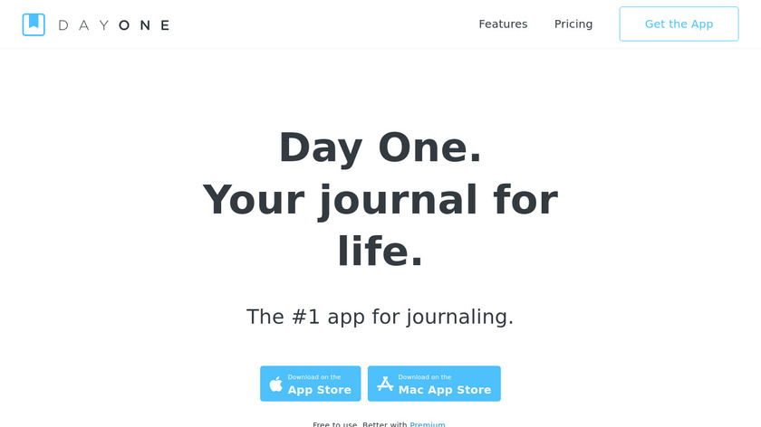 Day One Landing Page