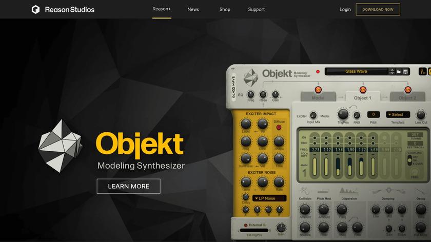 Reason Landing Page