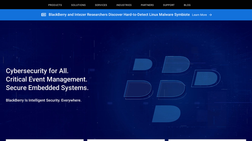 Cylance Landing Page