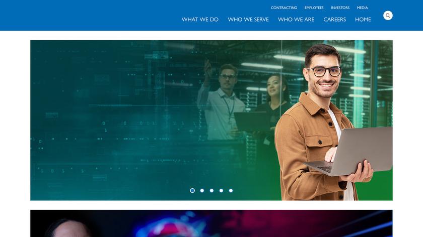 SAIC Landing Page