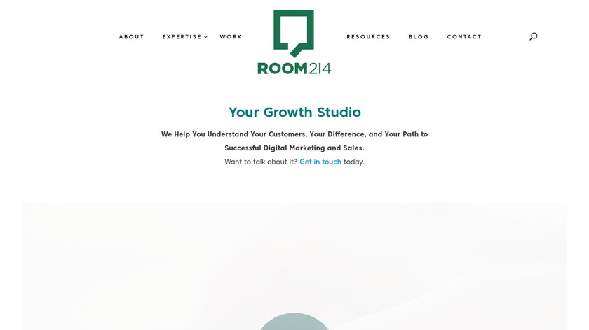 Room 214 Landing Page