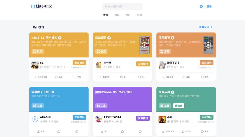 Sharecuts Landing Page