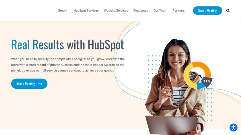 Revenue River Landing Page
