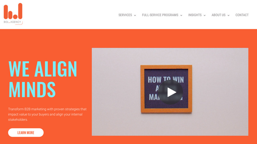 BusinessOnline Landing Page