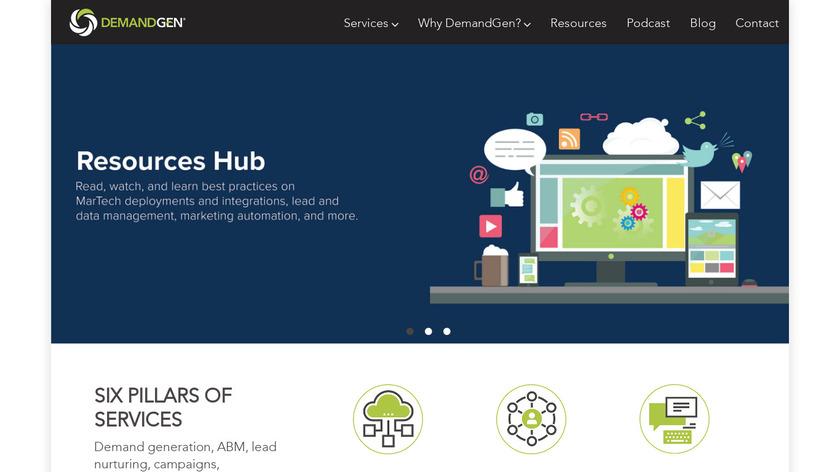 DemandGen Landing Page