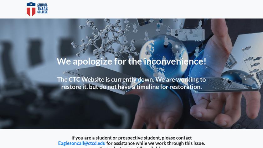 CTC Landing Page