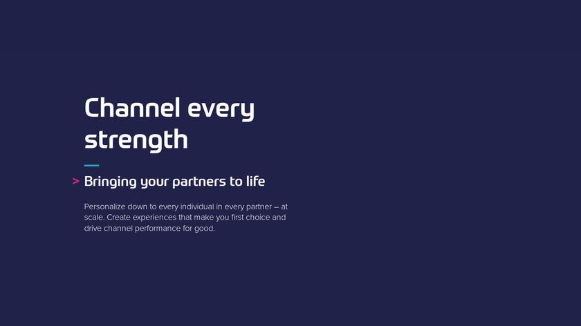 Partnermarketing.com Landing Page