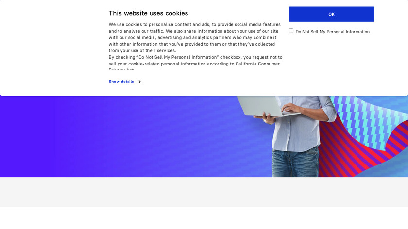 ABBYY Landing Page
